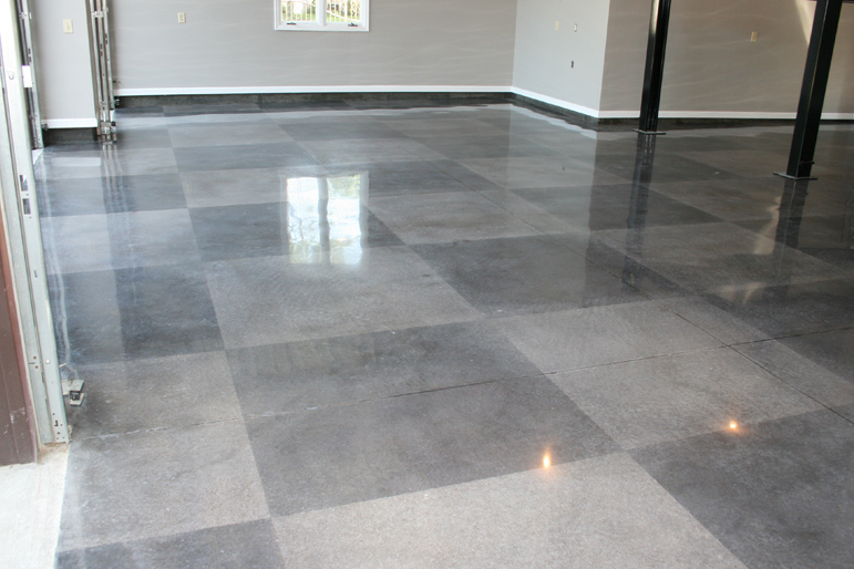 polished concrete services dayton concrete polishing